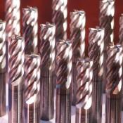 5 Flute Carbide End Mill