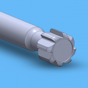 Custom Carbide Tipped Milling Cutter