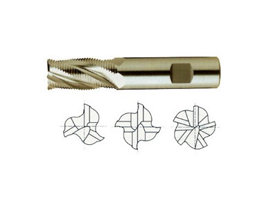 ASP60, 30 Degree Helix Multi Flute Regular Length Fine-Pitch Roughing End Mills-1