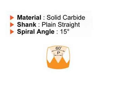 60 Degree Tialn Coated Metric internal Thread_2